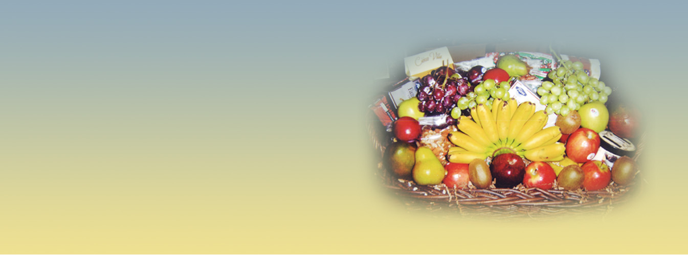 Healthy Fruit Baskets